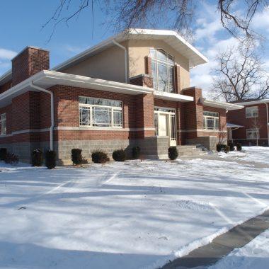 Architechnics 187 Quincy University Residence Hall